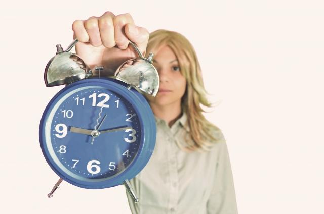 時間配分の目安